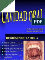 10.-Cavidad Oral y Fosas Nasales