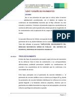 Estudio y Diseño de Pavimentos