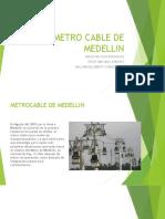 Metro Cable de Medellin Expo Transito