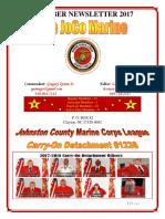 The JoCo Marine - October 2017