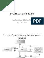 Securitisation in Islam