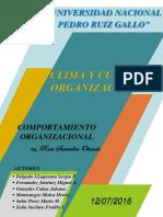 Grupo n5 Clima y Cultura Organizacional