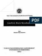 INDO Analisis Data Sutanto 2007