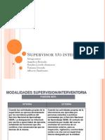 Seccion 2.Supervisor y Interventor