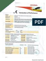 Certificacion geomalla