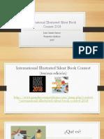 International Illustrated Silent Book Contest 2018