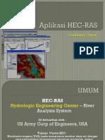 Aplikasi HEC-RAS Manual