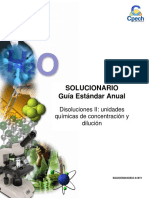 2016 Solucionario Clase Disoluciones II Unidades Químicas de Concentración y Dilución