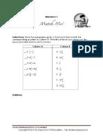 Math 6 Q1 Week 3 Worksheets 1