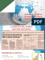 La Noticía Del Diario Gestión Escogida