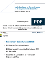 Formac Prof Dual Alemania t. Wolfgarten-bibb 2014