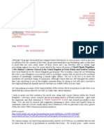 Generic Defence Document