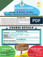 Arabic Training New