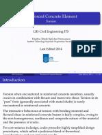RCE Torsion Design