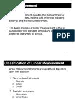 Linear Measurement