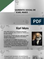 4 Pensamiento Social de Marx