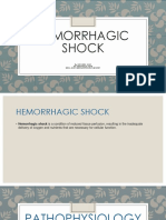 Hemorrhage Shock