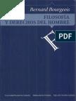 Bourgeois Bernard - Filosofia Y Derechos Del Hombre.pdf