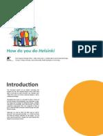 How Do You Do Helsinki