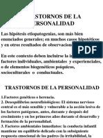 9 y 10ª Clase Psicopatologìa II
