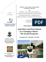 40-07 Agriculture and Environment in a Changing Climate
