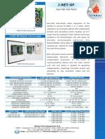 J-NET SPX Prezentare ENG