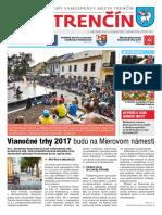 INFO Trenčín - október 2017