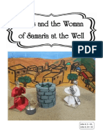godly play script jesus and the woman of samaria at the well
