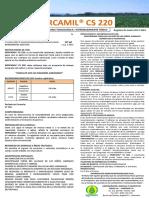 Mercamil Cs 220