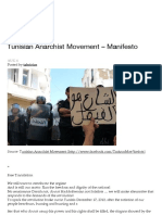 Tunisian Anarchist Movement – Manifesto _ Tahrir-ICN