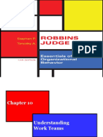 Organizational behaviour Robbins Eob13e Ppt10