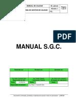Manual Sgc Labrom