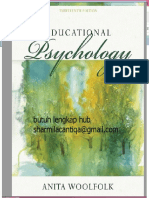 Anita Woolfolk Educational Psychology 13e
