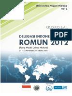 Proposal Romun