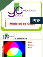 Tema 2.Modelos de Color
