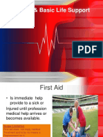CPR and First Aid Guidelines PPT