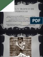 Trata y Tráfico de Personas