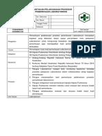 SOP Pelaksanaan Prosedur Pemeriksaan Lab.docx