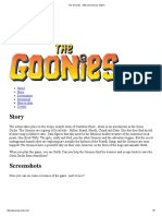 The Goonies - 20th anniversary edition_ How to Play.pdf