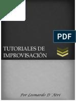 Tutoriales de Improvisación.pdf