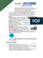 Aplicaciones online.doc