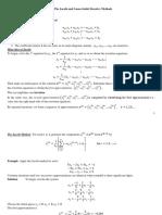 JACOBI AND GAUSS-SEIDEL ITERACTIVE METHODS.pdf