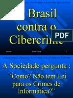 Projetos de Lei contra cibercrimes no Brasil