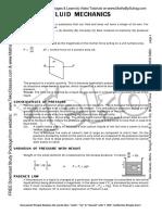 Fluid Mechanics Type 2 PART 1 of 2 ENG