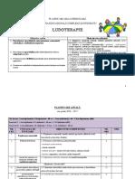 Planificare Ludoterapie