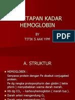 Hemoglobin i 5