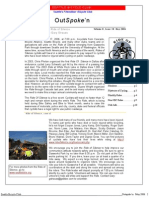 May 2006 Outspoke'n Newsletter, Cyclists of Greater Seattle