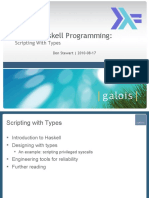 Practical Haskell Programming