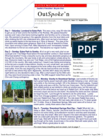August 2006 Outspoke'n Newsletter, Cyclists of Greater Seattle