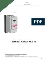 KEB Manual